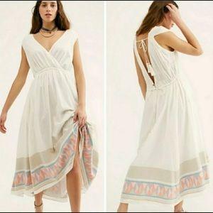 Free People Lulu Midi Dress